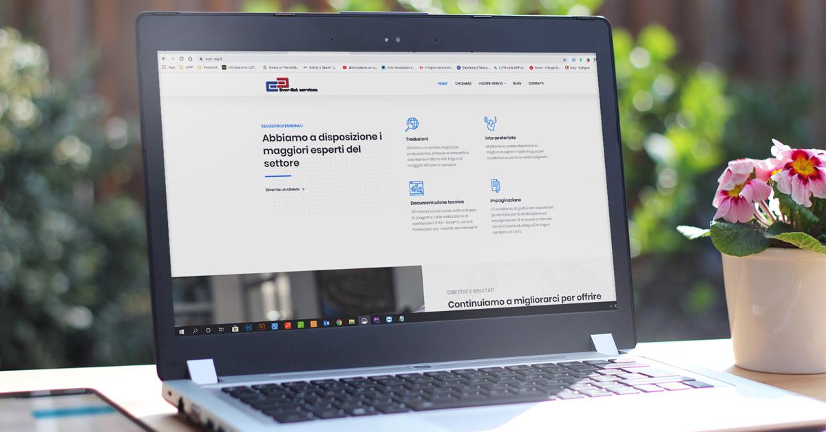 Finalmente online il nuovo sito di Ever Est, l'agenzia di traduzioni per fare business in tutto il mondo